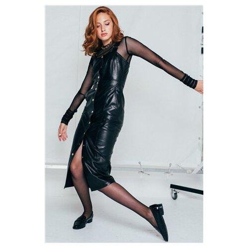 Mona kožna haljina sa drikerima 8612101-0  Cene