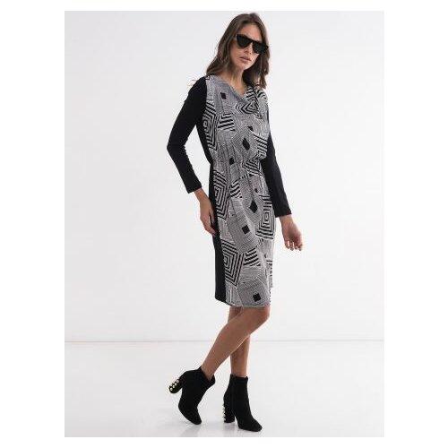 Legendww ženska dezenirana haljina 5992-9781-06 Slike