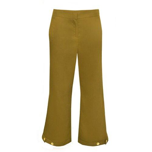 AMC ženske pantalone 105K žuta Slike