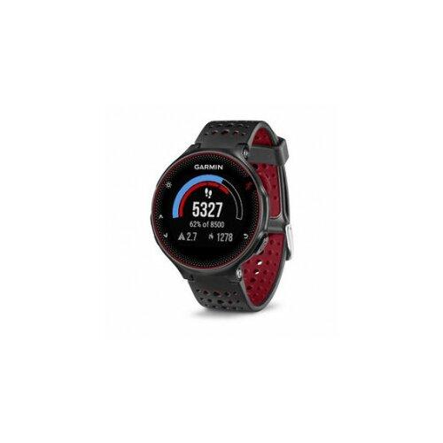 Garmin sportski GPS sat za trčanje Forerunner 235 WHRM Bl/Rd  Cene