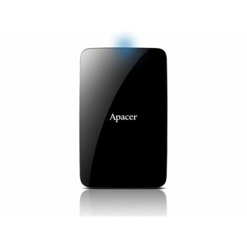 Apacer AC233 4TB 2.5 crni eksterni hard disk Slike
