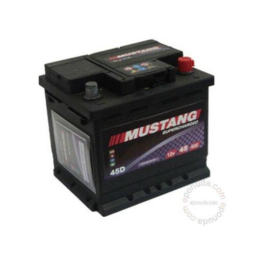 Mustang Starter 12 V 45 Ah D+ akumulator Slike