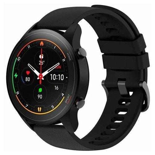 Xiaomi Mi Watch BHR4550GL crni pametni sat Slike