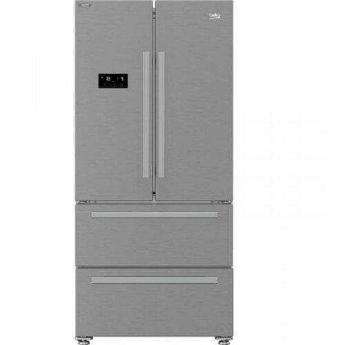 Beko GNE60531XN side by side frižider Slike