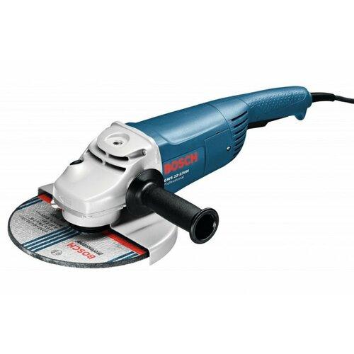Bosch blue ugaona električna brusilica GWS 22-230 H Slike
