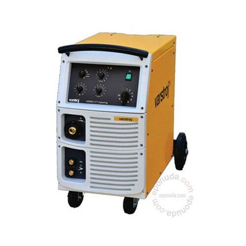 Varstroj aparat za MIG/MAG zavarivanje Varmig 271 Supermig (3 x 400 V) Slike