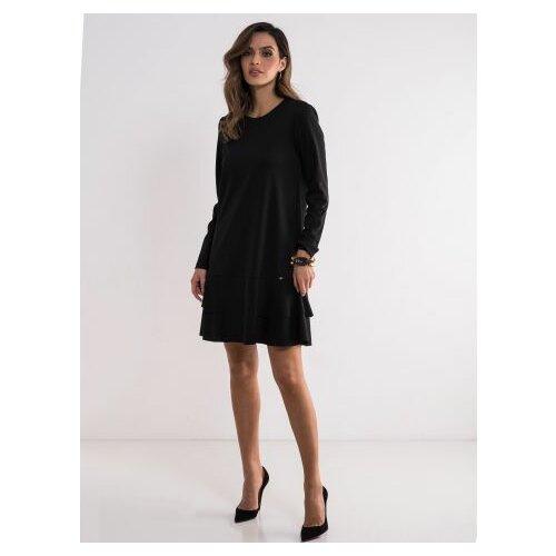 Legendww ženska crna haljina sa karnerima 5653-7963-06  Cene