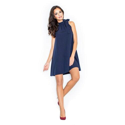 Figl Ženska haljina M277 Mornarsko plava  Cene