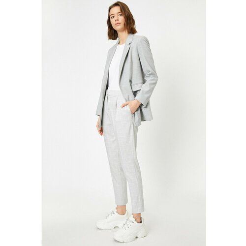 Koton Žene sive kockaste hlače  Cene