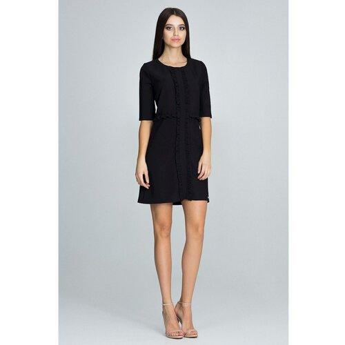 Figl Ženska haljina M618 crna  Cene
