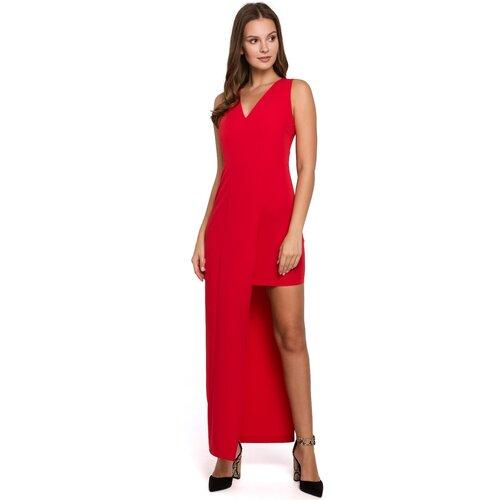 Makover Ženska haljina K026 crvena  Cene