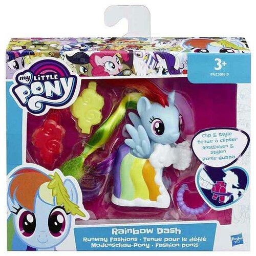 Hasbro My Little Pony Runway Rainbow Dash B8810 Slike