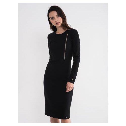 Legendww ženska crna haljina 5602-7961-06 Slike