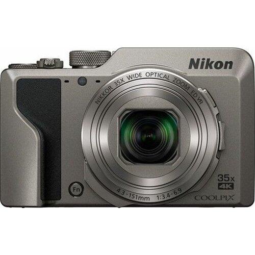 Nikon COOLPIX A1000 Sivi, WiFi, Bluetooth digitalni fotoaparat Slike