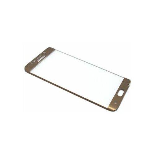 Samsung folija za zastitu ekrana GLASS za Samsung N930F Galaxy Note 7 zakrivljena Gold Slike