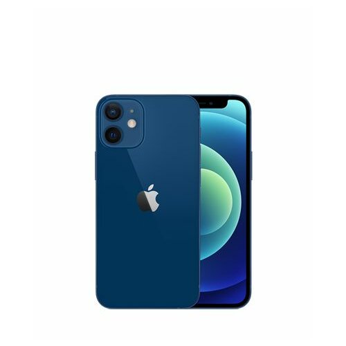 Apple iPhone 12 Mini 128GB Blue MGE63SE/A mobilni telefon Slike