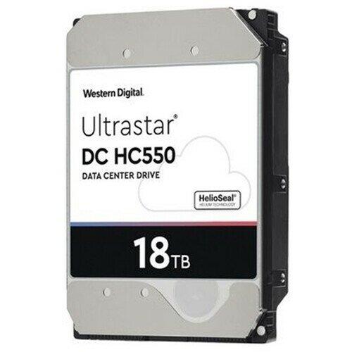 Western Digital SATA3 18TB WUH721818AL5204 WD Ultrastar 7200rpm 512MB Cache hard disk Slike