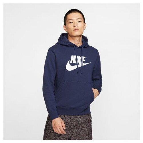 Nike muški duks sa kapuljačom M NSW CLUB HOODIE PO BB GX BV2973-410  Cene