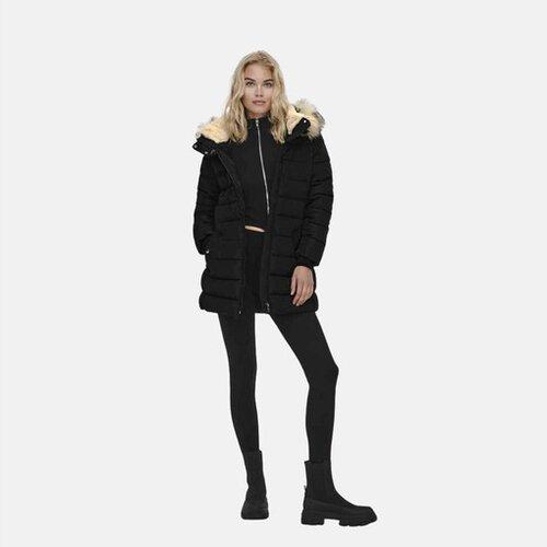 Only ženska zimska jakna 15204606 crna  Cene