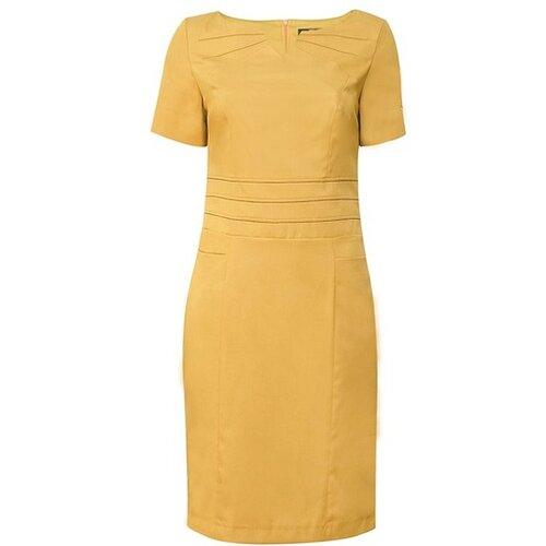 AMC haljina 035K žuta  Cene