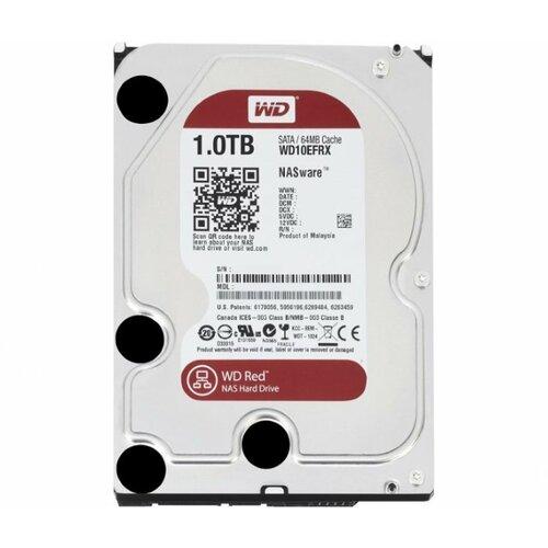 Western Digital WD10EFRX hard disk Slike