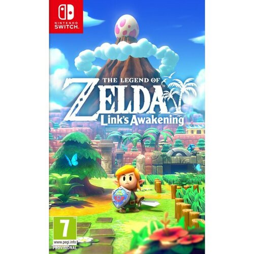 Nintendo igra za Nintendo Switch The Legend of Zelda - Links Awakening Slike