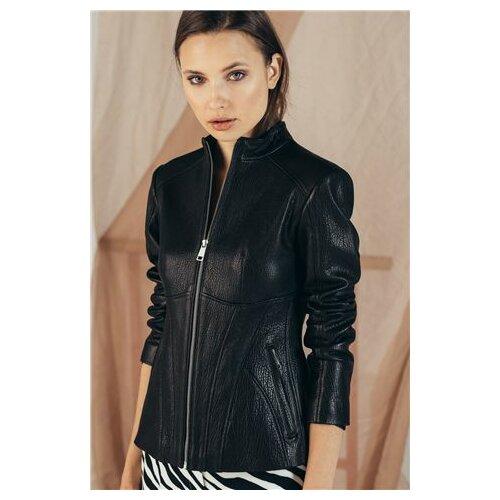 Mona ženska crna kožna jakna 8051002-9  Cene