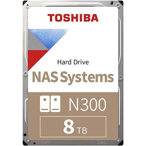 Toshiba SATA3 8TB HDWG180UZSVA 7200rpm 256MB Cache hard disk Slike