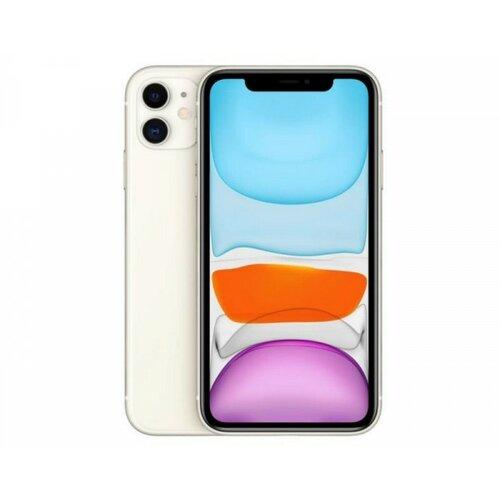 Apple iPhone 11 64GB White MHDC3ZDA mobilni telefon Slike