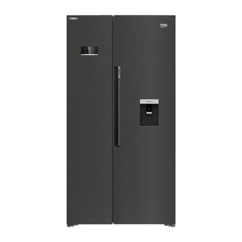 Beko RDNE650E40DZXBRN frižider sa zamrzivačem Slike