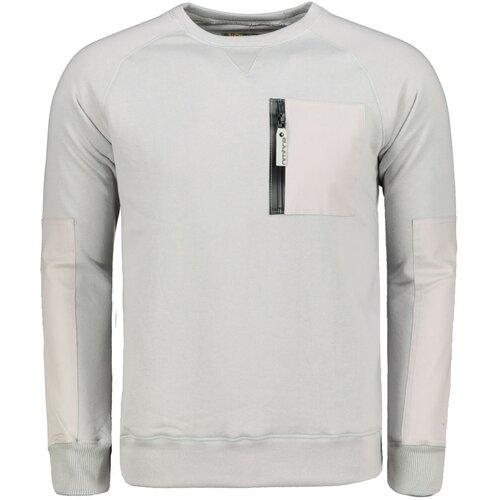 Ombre Odjeća Muška dukserica B1151  Cene