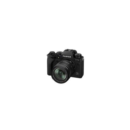 Fujifilm X-T4 + XF 18-55 mm f/2,8-4 OIS, Black digitalni fotoaparat Slike