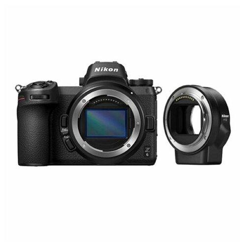 Nikon Z6 II + FTZ ADAPTER digitalni fotoaparat Slike