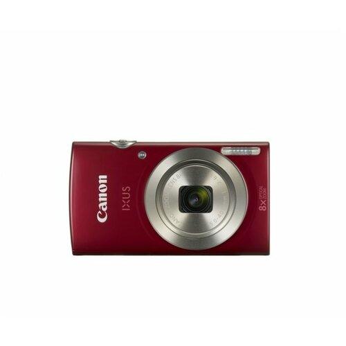 Canon IXUS 185 Crveni digitalni fotoaparat Slike