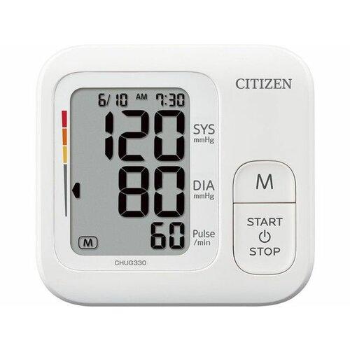Citizen merač krvnog pritiska CHUG 330 Slike