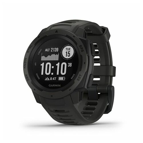 Garmin Instinct GPS pametni sat graphite  Cene