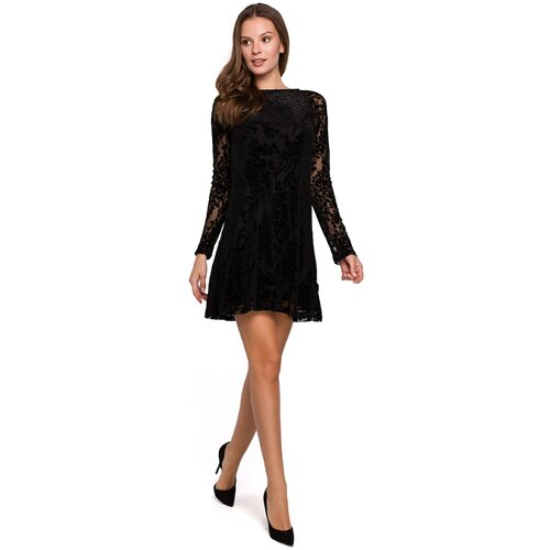 Makover Ženska haljina K023 crna  Cene