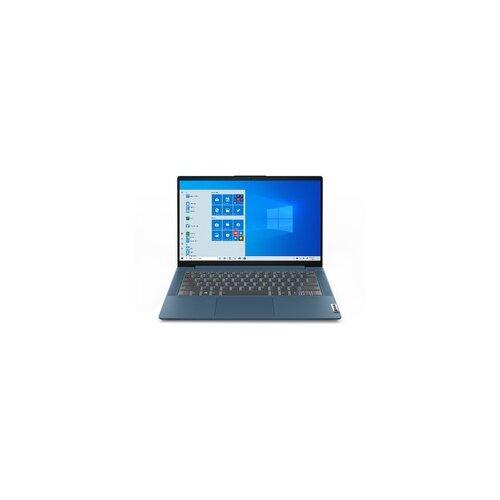 Lenovo IdeaPad 5 14ALC05 82LM0048YA 14 FHD IPS 300nits Six Core AMD Ryzen 5 5500U 2.1GHz,16GB RAM,512 GB SDD PCIe NVMe,AMD Radeon Graphics,FreeDOS, laptop Slike