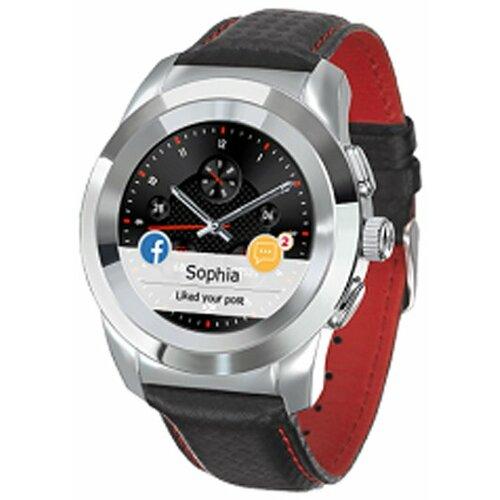 Mykronoz (ZeTime) Premium Silver/Black/Red pametni sat  Cene