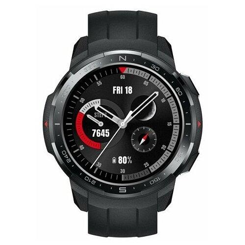 Honor Watch GS Pro Charcoal Black pametni sat Slike