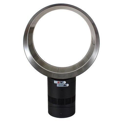 Dyson AM06 Black/Nickel stoni ventilator Slike