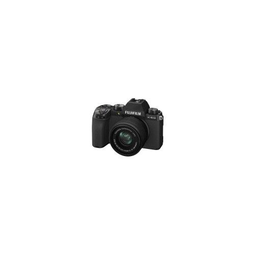 Fujifilm X-S10 + XC 15-45mm f/3,5-5,6, Black digitalni fotoaparat Slike
