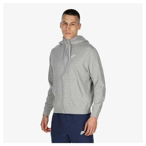Nike muški duks M NSW CLUB HOODIE FZ FT BV2648-063  Cene