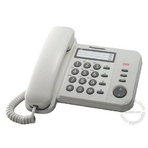 PANASONIC KX-TS520FXW fiksni telefon Slike