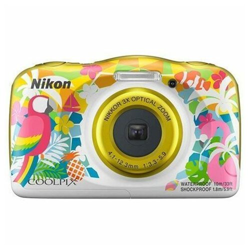 Nikon COOLPIX W150 vodootporni Resort digitalni fotoaparat Slike
