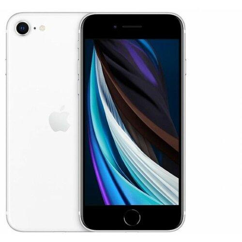 Apple iPhone SE 128Gb White MHGU3FS/A Slike