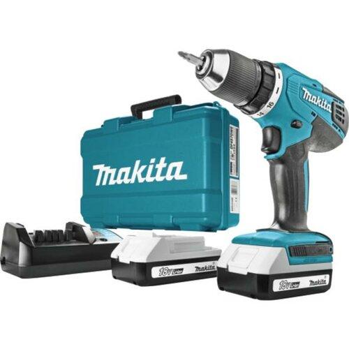 Makita DF457 DWE akumulatorska bušilica Slike