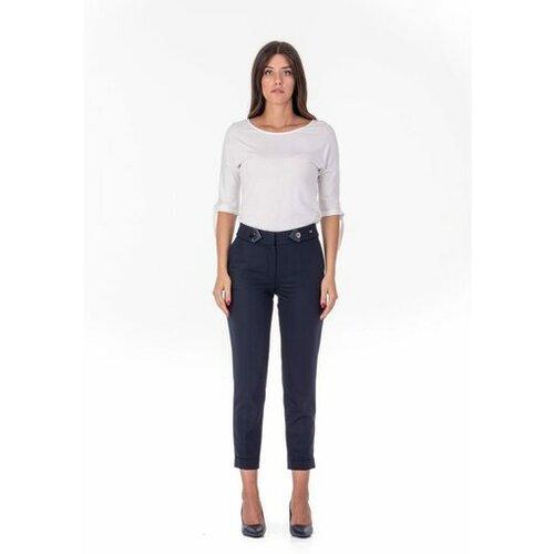 AMC ženske pantalone 015O plave  Cene
