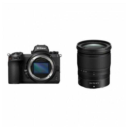 Nikon Z6II + 24-70MM F/4 digitalni fotoaparat Slike
