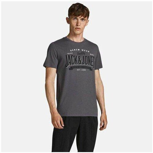 Jackjones muška majica kratak rukav 12189734 02  Cene